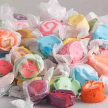 Assorted Salt Water Taffy, 1lb bag
