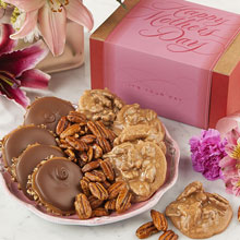 Mothers Day Collection of Pralines, Loggerheads and Glazed Pecans