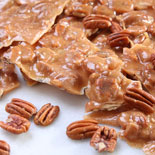 Glazed Pecans, Brittle & Nuts