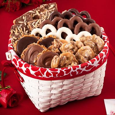 Valentine S Day Gifts Valentine S Day Basket