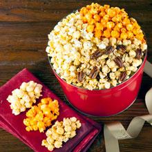 Gourmet Popcorn Trio Tin