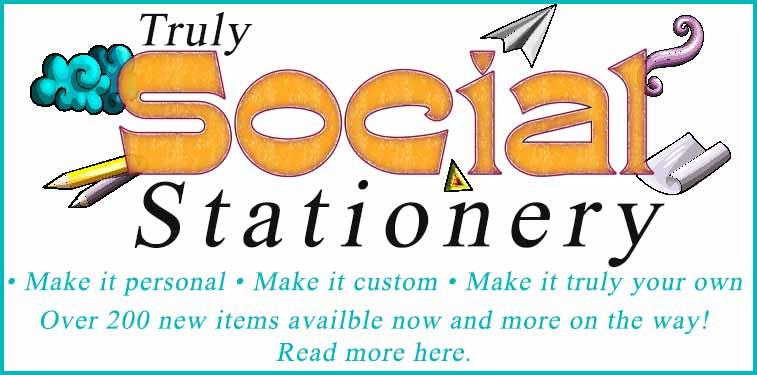Social Stationery