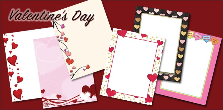Valentine Day Papers