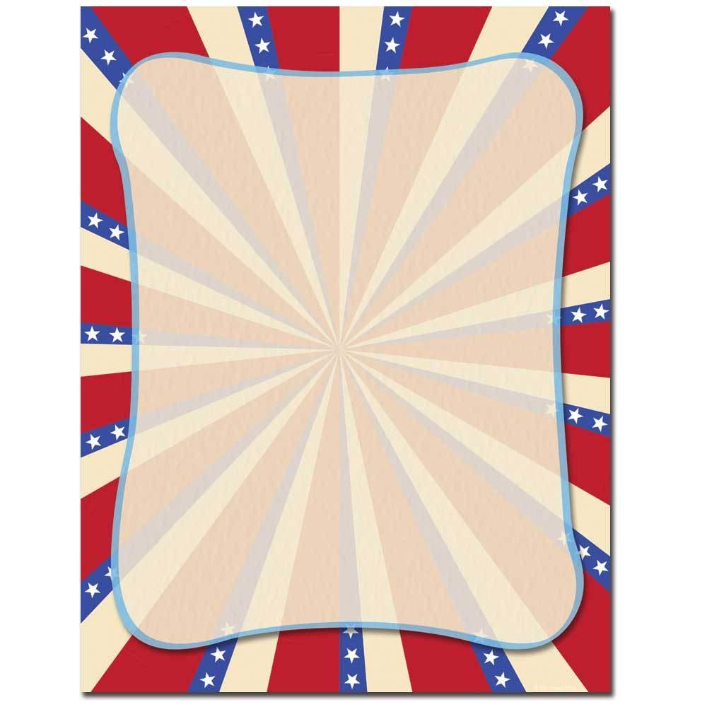Americana Old Letterhead