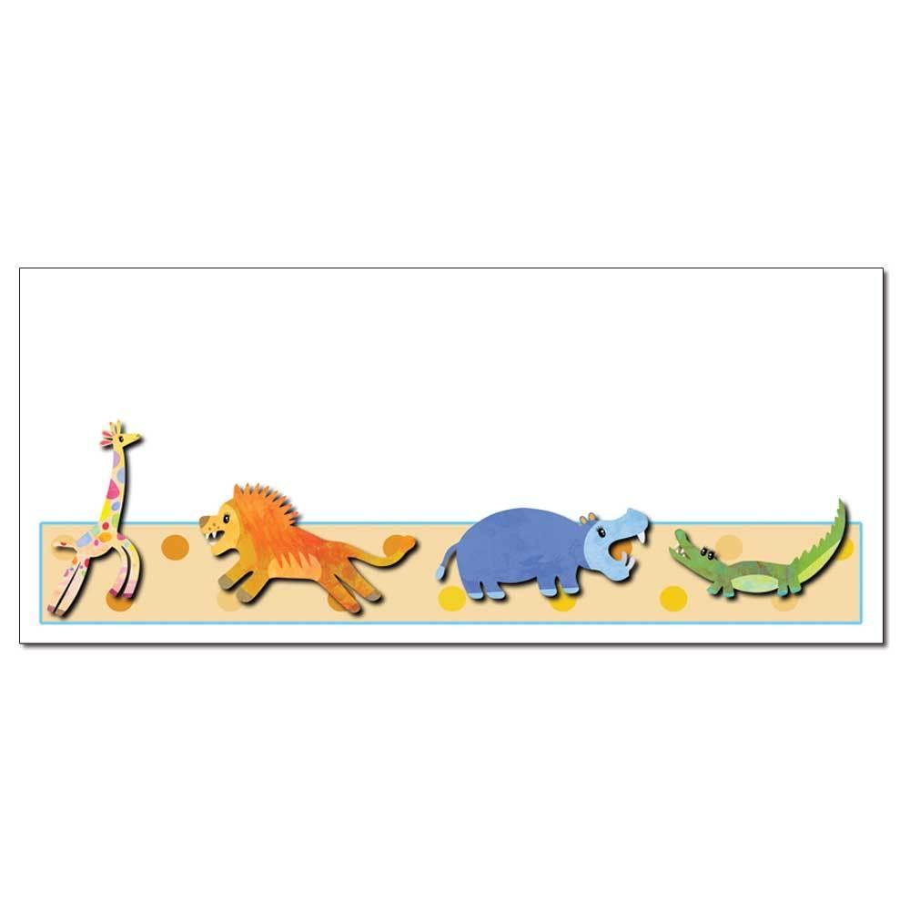 Animal Babies Envelopes