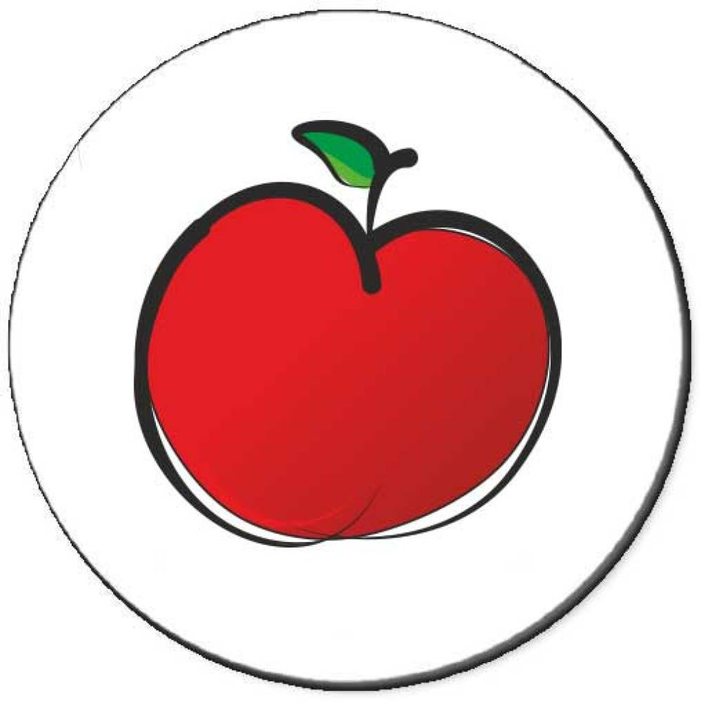 Apple for the Teacher Seal