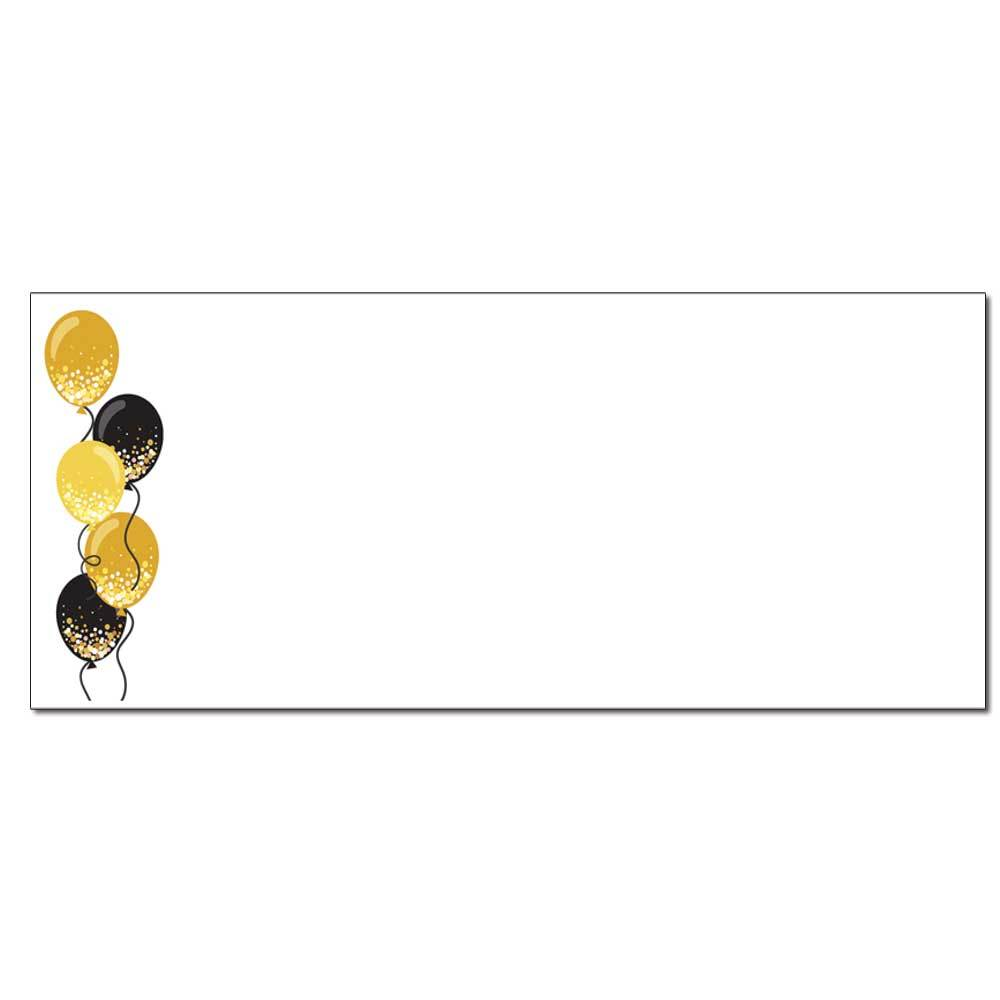 Balloon Border Envelopes