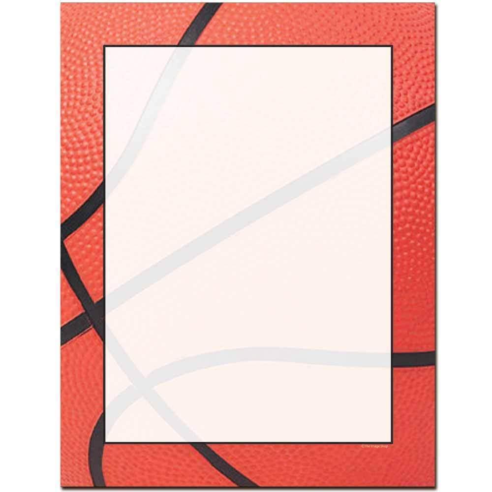 Basketball Letterhead