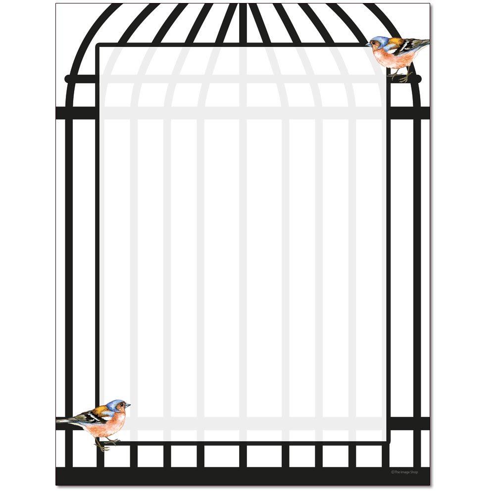Birdcage Letterhead