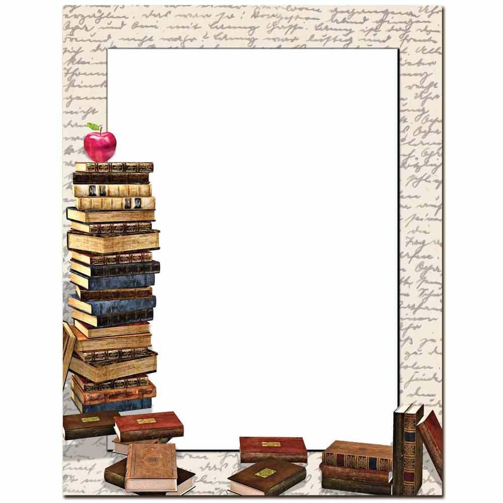 Books Letterhead