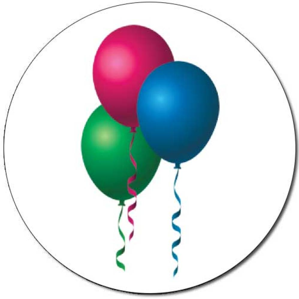 Bright Balloons Seals