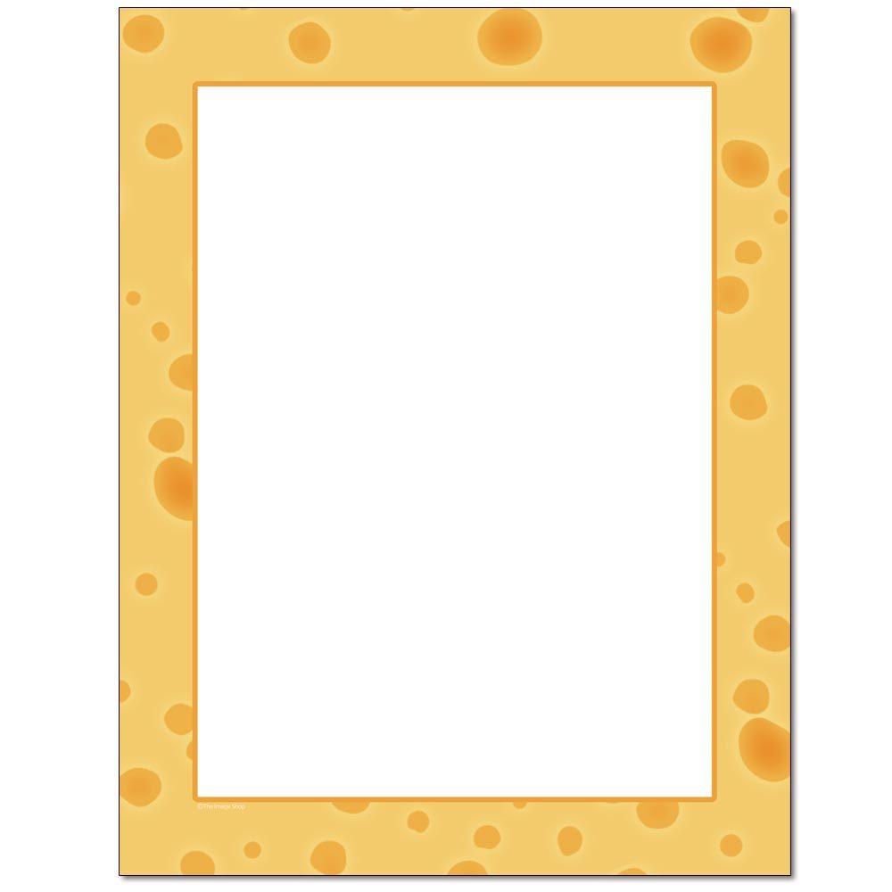 Cheesy Letterhead