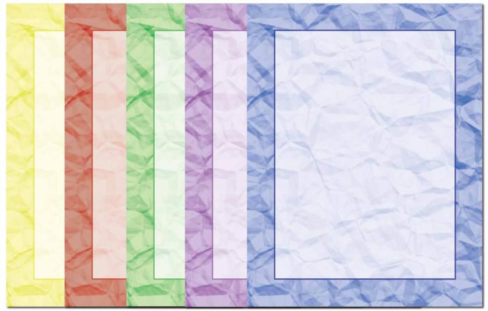 Crumpled Paper Letterhead