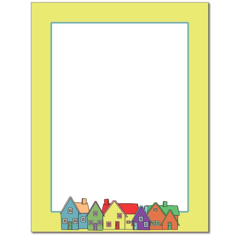 Cute Homes Letterhead