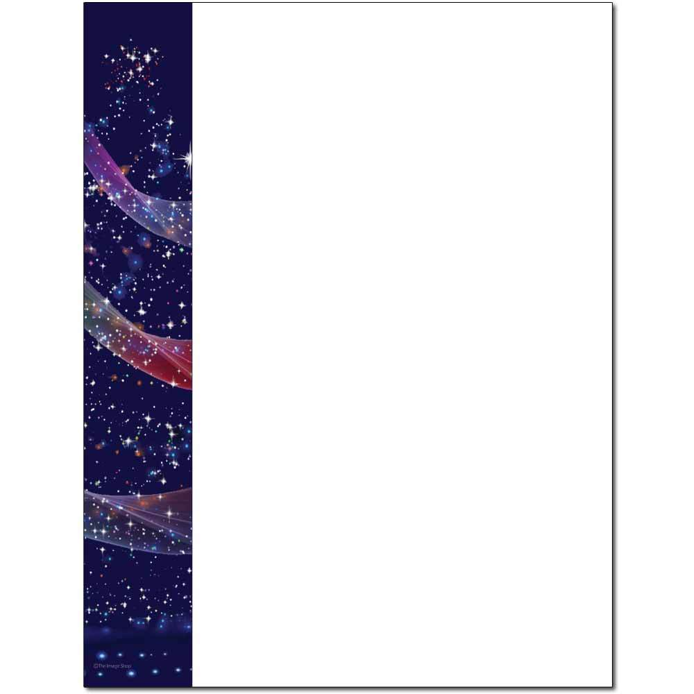Dancing Lights Letterhead
