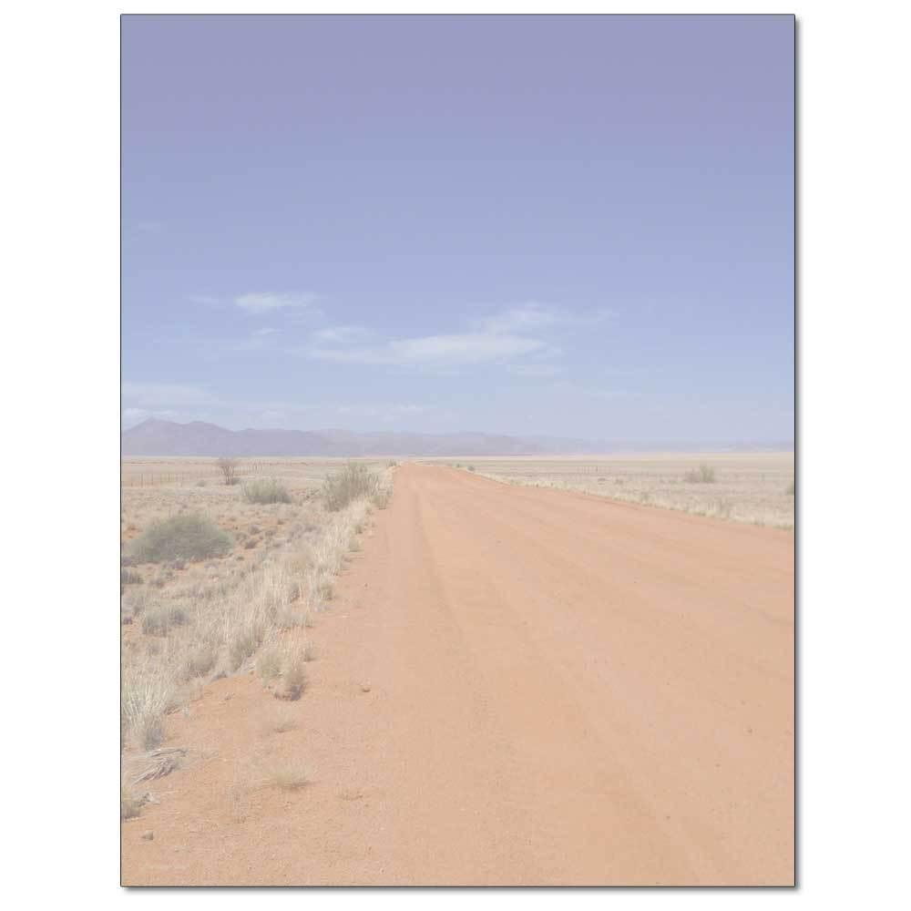 Desert Road Letterhead