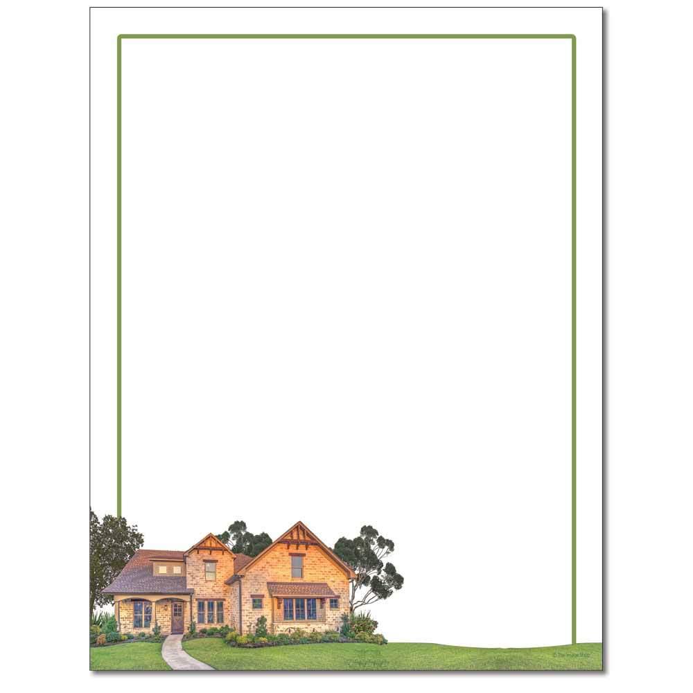 Dream Home Letterhead