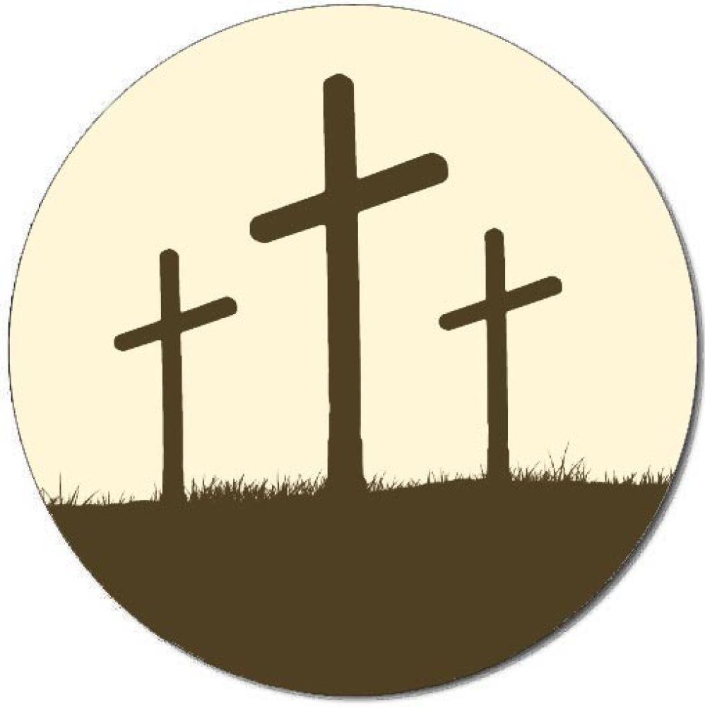 Easter Crosses Seals