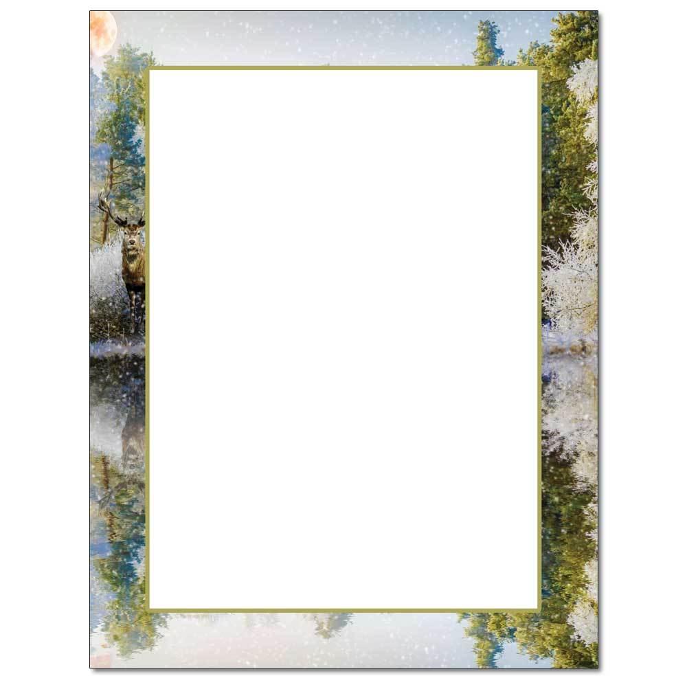 Elk Reflections Letterhead