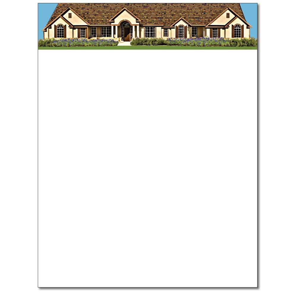 Family House Letterhead
