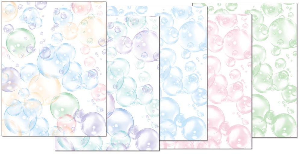 Floating Bubbles Set