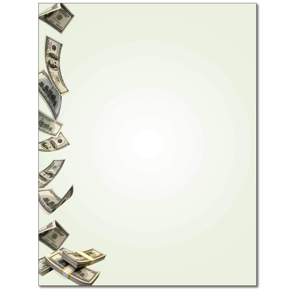 Floating Money Letterhead