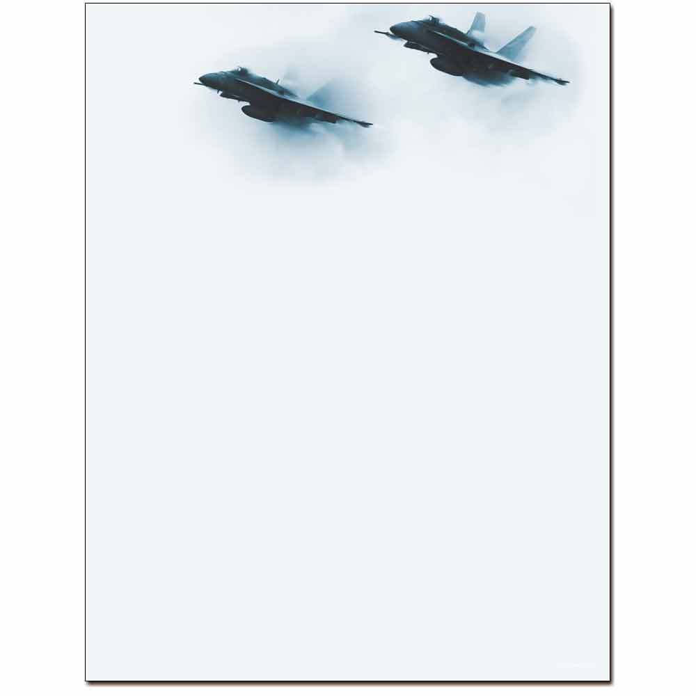 Flying High Letterhead