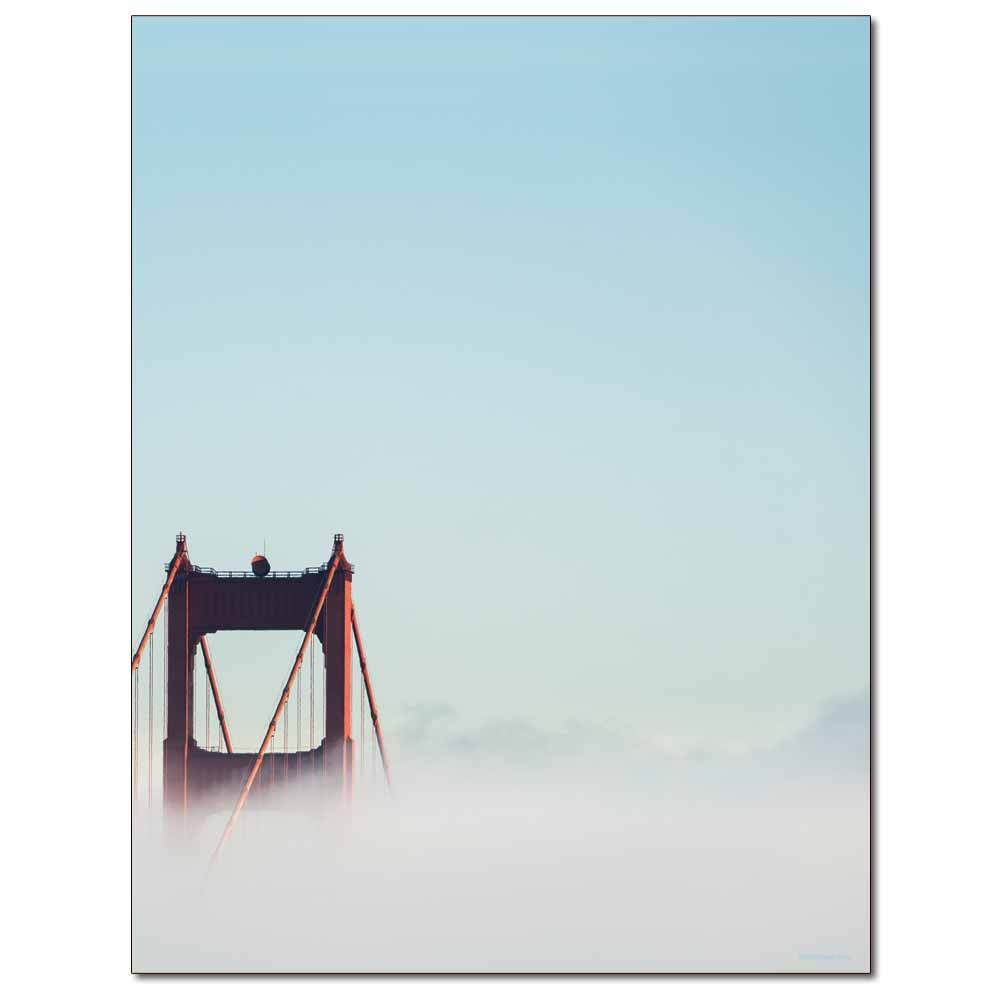 Golden Gate Letterhead