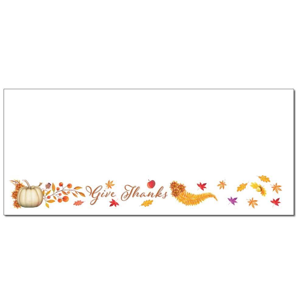 Give Thanks Envelopes