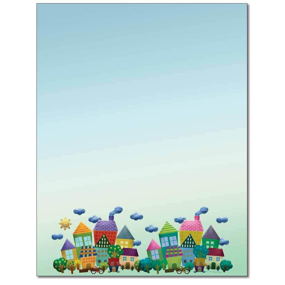 Happy Homes Letterhead