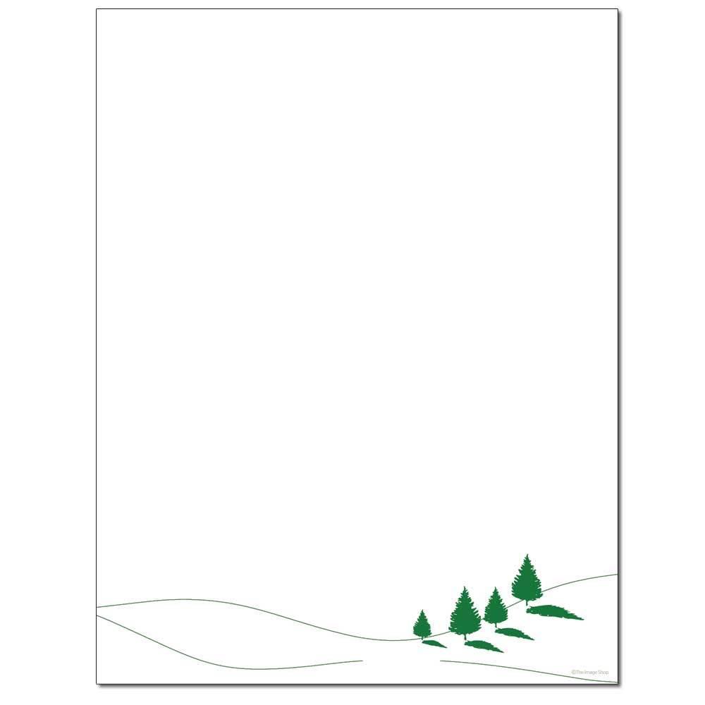 Hillside Letterhead
