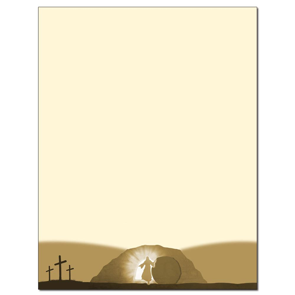 His Tomb Letterhead
