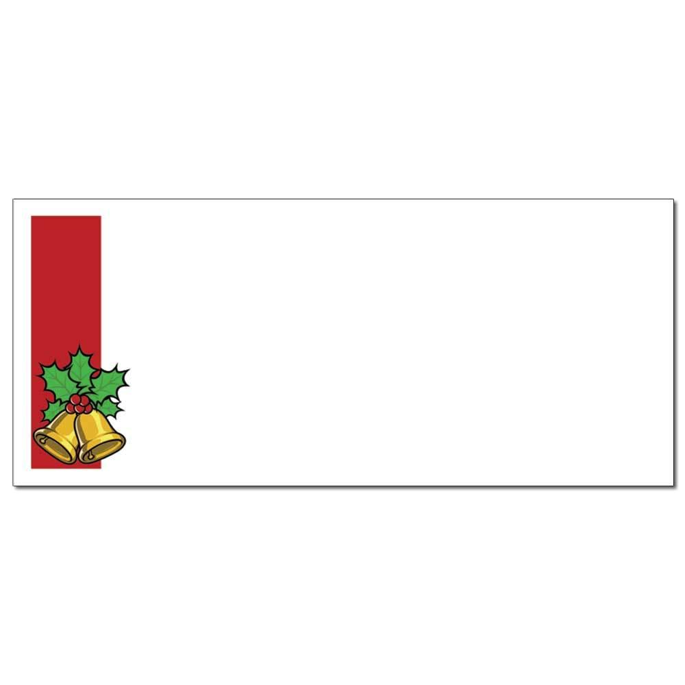 Holly Bells Envelopes