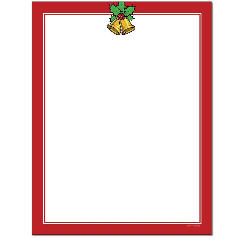 Holly Bells Letterhead
