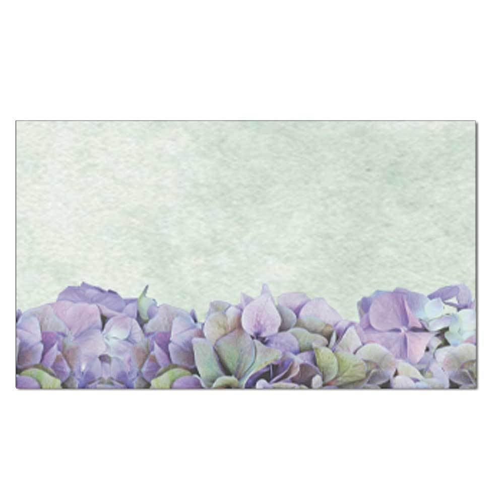 Hydrangeas Place Card