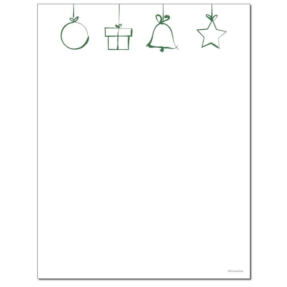 Icons Letterhead
