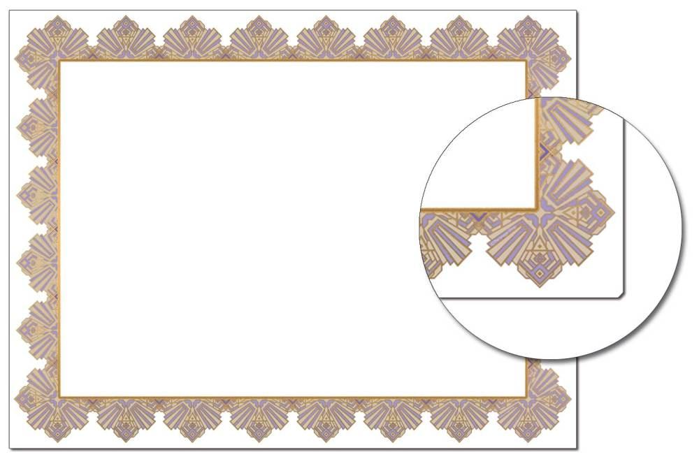 Imperial Certificate