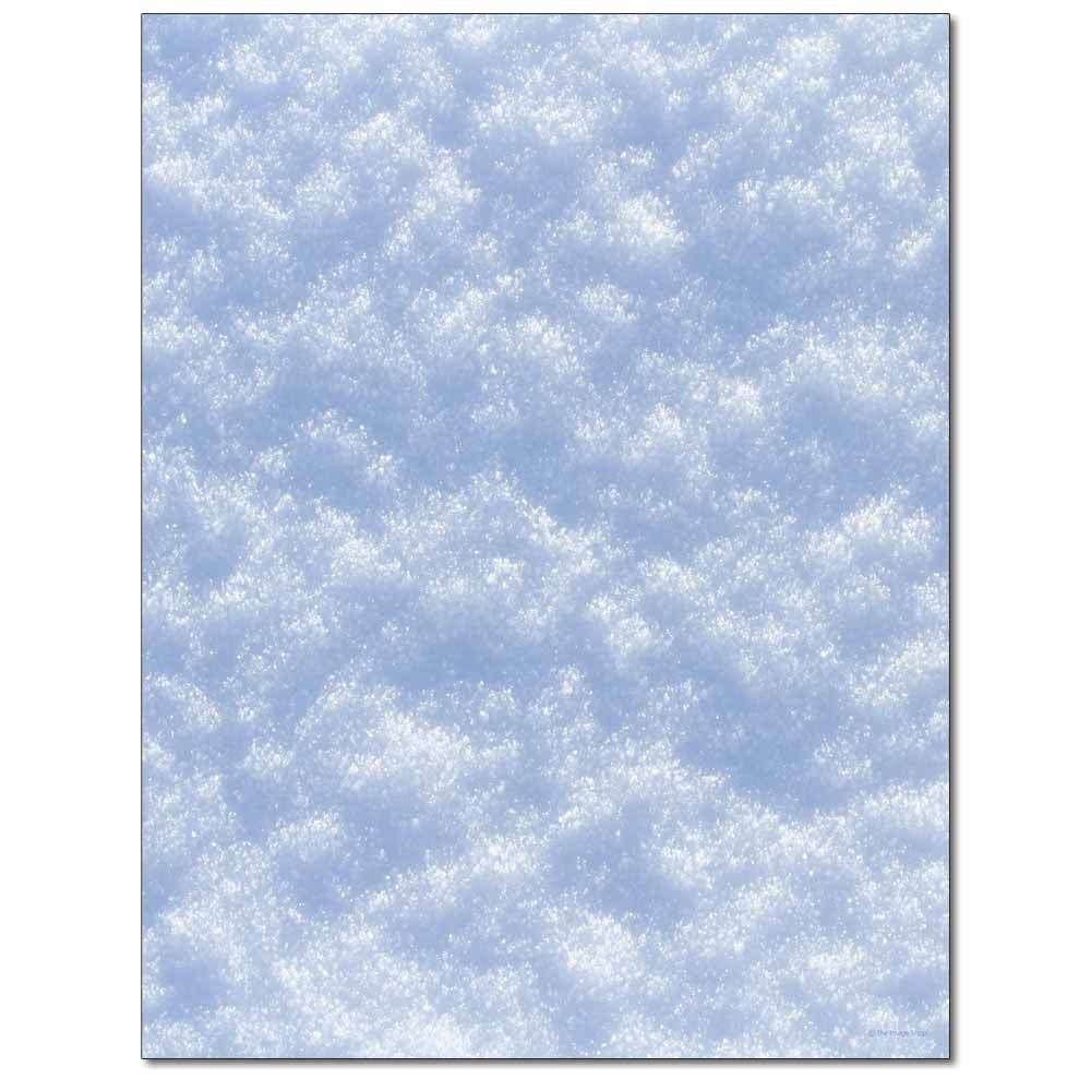 Just Snow Letterhead