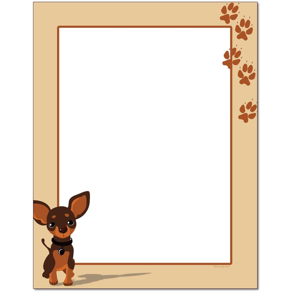 Little Jack Letterhead