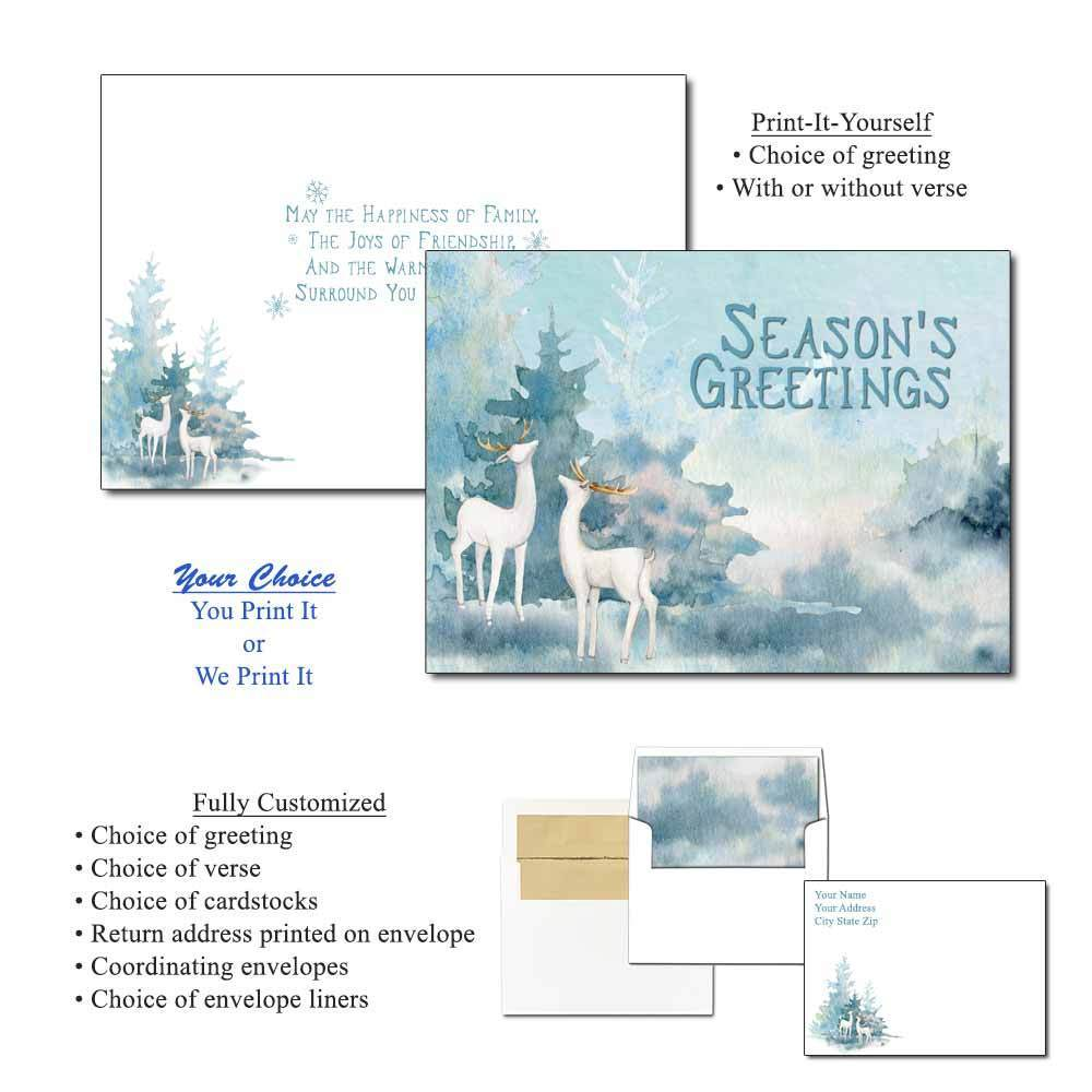 Majestic Greeting Cards