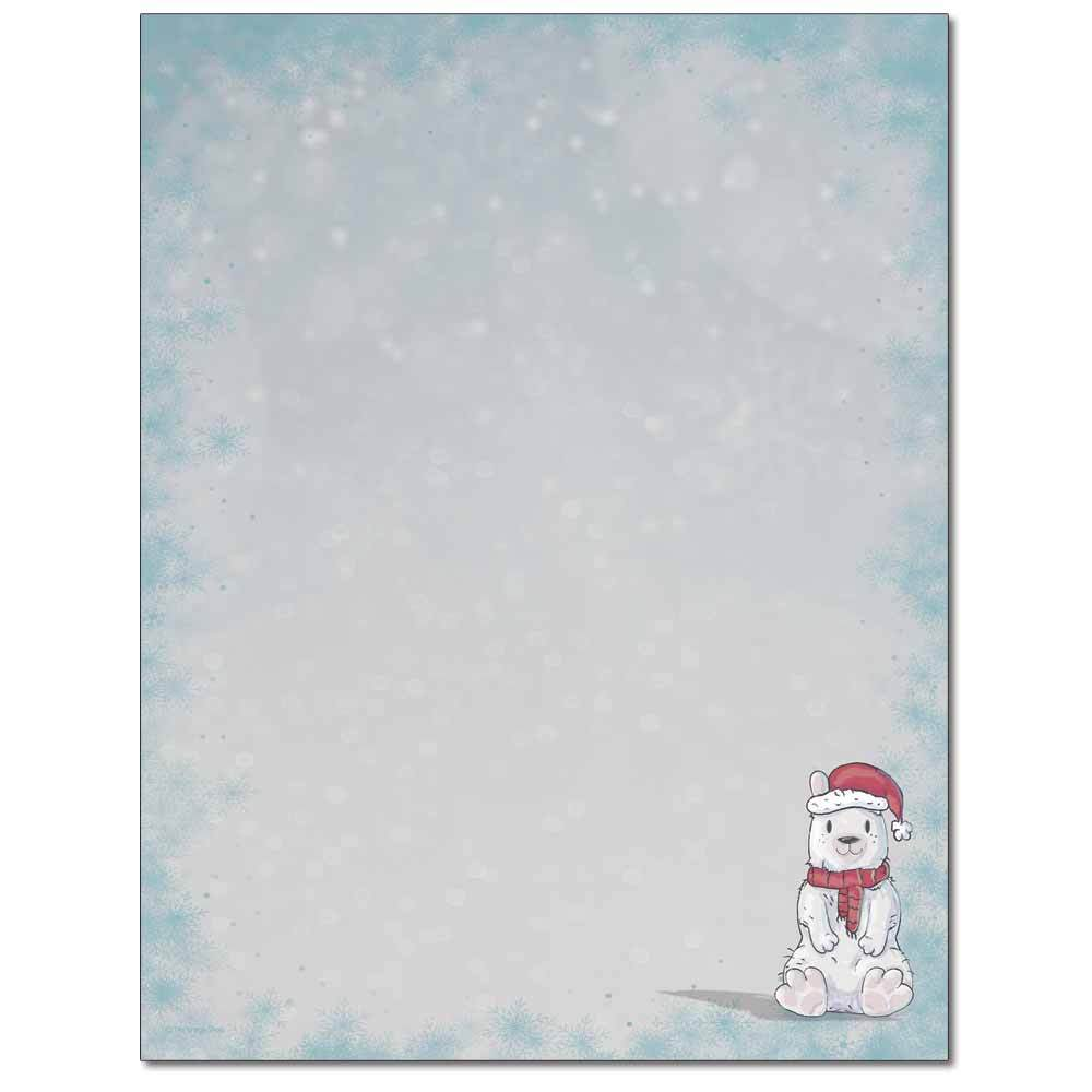 Merry Bear Letterhead