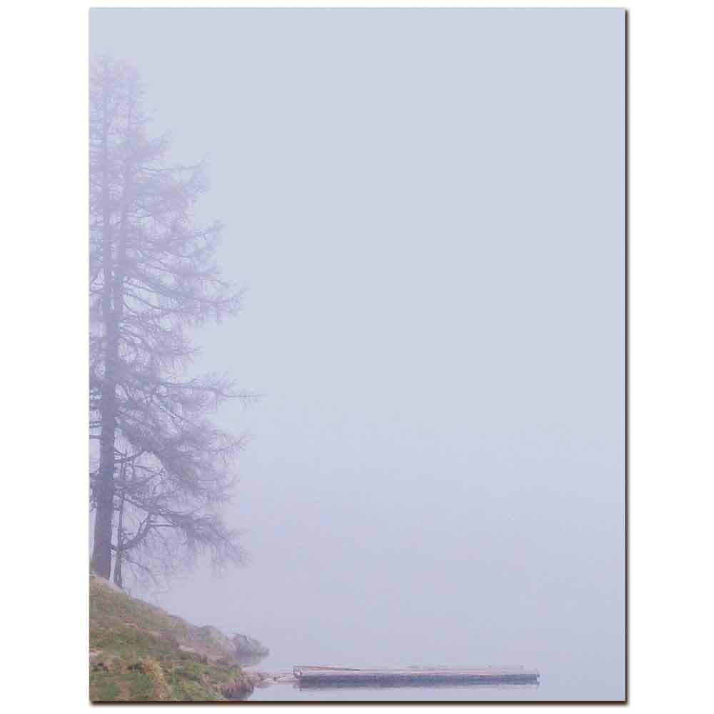 Misty Morning Letterhead