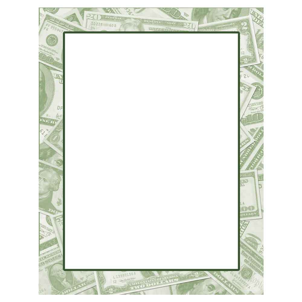 Money Letterhead