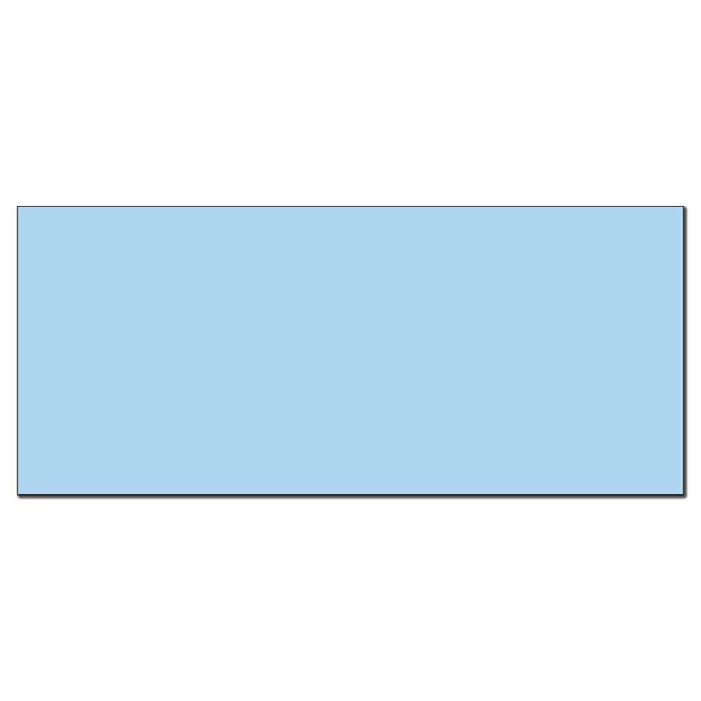 Pastel Blue Envelopes