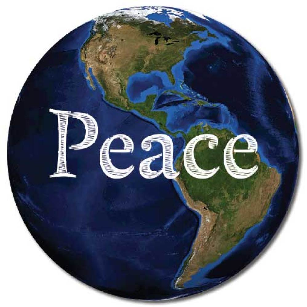 Peace On Earth Seals