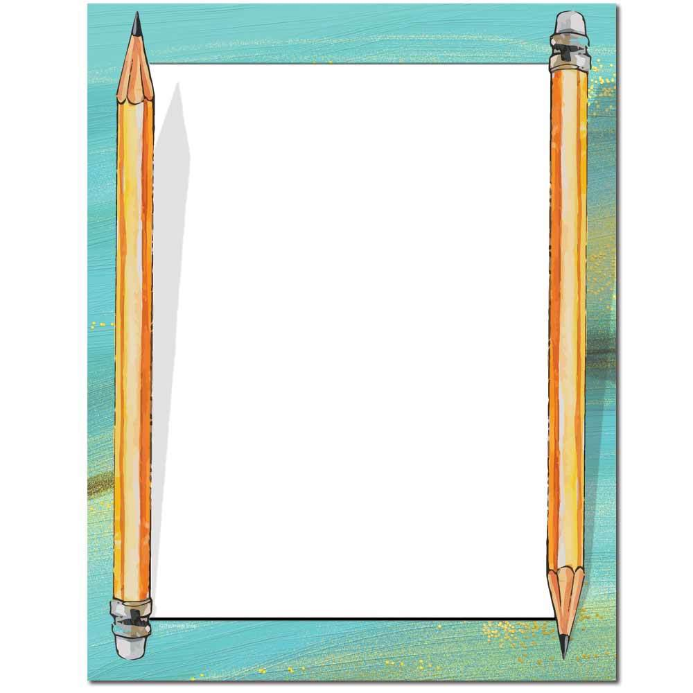 Pencils Letterhead