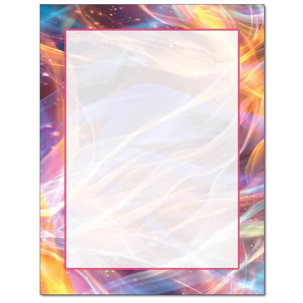 Plasma Letterhead