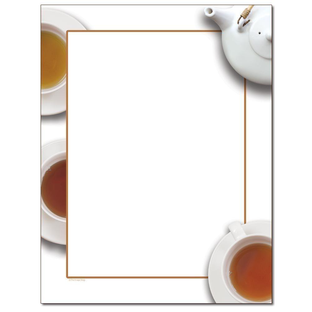 Pot of Tea Letterhead