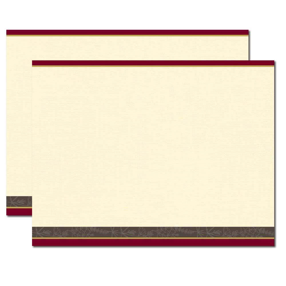 Provence Trifold Brochures