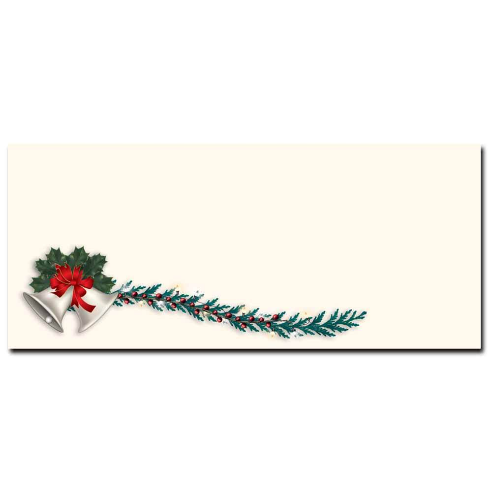 Silver Bells Envelope